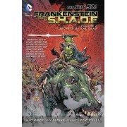Frankenstein Agent of S.H.A.D.E.: Secrets of the Dead Volume 2 by Alberto Ponticelli