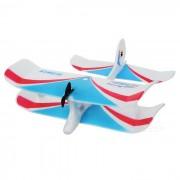 uplane V4.0 Bluetooth Smart lento Flyer avion juguete teledirigido - blanco + azul