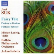 J. Suk - Fantasy In G Minor/ Fairy (0747313232376) (1 CD)