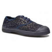 Bensimon Sneakers Tennis Gold Leopard E