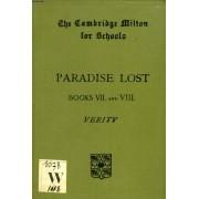 Paradise Lost, Books Vii & Viii