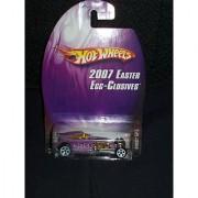 Mattel Hot Wheels 2007 Easter Egg-Clusives Series 1:64 Scale Die Cast Metal Car L4711 - Purple Hotwheels Hoppers Dragster Sweet 16 II