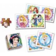 Set Educativ Clementoni Edukit 4 In 1 Disney Princess