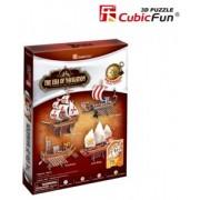 3D Puzzel - The Era Of Navigation (75 stukjes)