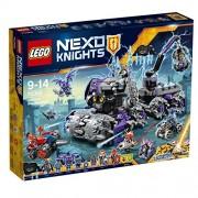 Lego - 70352 - Nexo Knights - Il quartier generale di Jestro