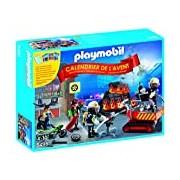 Playmobil 5495 Christmas Advent Calendar Fire Rescue Operation