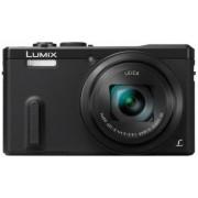 "Aparat Foto Digital Panasonic DMC-TZ60EP-K, 18 MP, CMOS 1/2.3"", Filmare Full HD, Zoom optic 30x (Negru)"