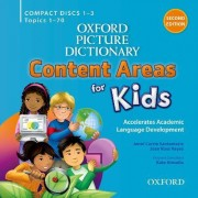 Oxford Picture Dictionary Content Areas for Kids: Audio CDs by Jenni Currie Santamaria