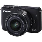 Canon EOS M10 + 15-45mm IS STM - Zwart