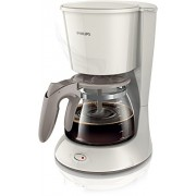Philips HD7461/03 Cafetière Filtre Daily Blanc/Beige 10-15 Tasses 1000 W Aroma Swirl