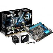 ASRock X99E-ITX Carte mère Intel Mini ITX Socket 2011