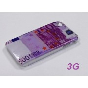 Cover iPhone 3G rigida design 500 EURO