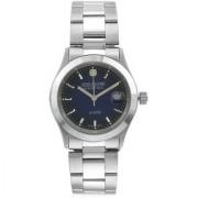 Swiss Military Stainless Steel Blue Women Date Swiss Movement Watch