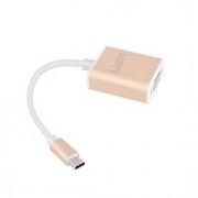 lwm usb 3.1 Tipo C para VGA para macbook de pixels / chromebook