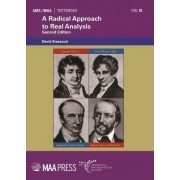 A Radical Approach to Real Analysis by David M. Bressoud