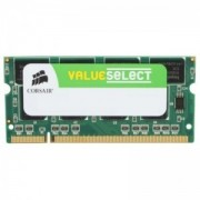 Memorie laptop 1 GB DDR2 Corsair ValueSelect VS1GSDS667D2