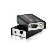 ATEN CE100 :: Мини USB KVM екстендър, 100M