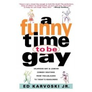 A Funny Time to be Gay by Ed Karvoski