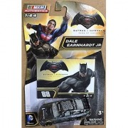 2016 Nascar Authentics 1:64 - Batman vs Superman: Dawn of Justice Dale Earnhardt Jr #88 Batman Edition 1 of 4 1/64 Scale Diecast NASCAR Authentics With One in a Series of Four Collector Cards
