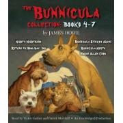 The Bunnicula Collection: Books 4-7: Nighty-Nightmare; Return to Howliday Inn; Bunnicula Strikes Again!; Bunnicula Meets Edgar Allan Crow