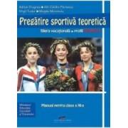 Pregatire Sportiva Teoretica Cls 11 - Adrian Dragnea