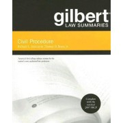 Gilbert Law Summaries on Civil Procedure by Richard Marcus