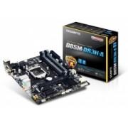 Tarjeta Madre Gigabyte micro ATX GA-B85M-DS3H-A, S-1150, Intel B85, HDMI, USB 2.0/3.0, 32GB DDR3, para Intel