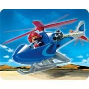 Playmobil News Copter
