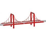 Carrera - GO 143: puente, escala 1:43 (20061604)