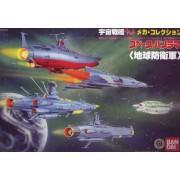 Space Battleship Yamato Space Panorama Earth Defense Force (japan import)
