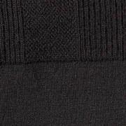 ELBEO Extrafein-Baumwoll-Socken, 35-38 - Schwarz - Damen - Doubleface-Woll-Socken