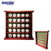 Golfball Schaukasten für 25 Golfbälle