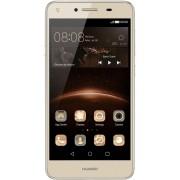 Smartphone HUAWEI Y5II, Quad Core, 8GB, 1GB RAM, Dual SIM, 4G, Sand Gold