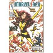 """Marvel Saga N° 16 : """" The Iron Age ( 2/2 ) """" - Dazzler + Fantastic Four + Iron Man + X-Men"""