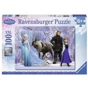 Disneys FROZEN 100 Pieces Puzzle Ages 6 and Up