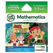 LeapFrog Jake and The Never Land Pirates Learning Game (for LeapFrog Epic LeapPad Platinum LeapPad Ultra LeapPad1 Le
