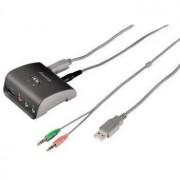 Hub USB Hama Media Hub II