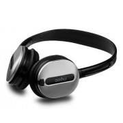 Rapoo H1030 2.4GHz Digital Wireless Built-in Microphone Stereo Headset (Silver)