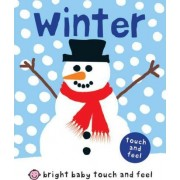 Bright Baby Touch and Feel Winter by Roger Priddy