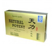 Natural potent 6 fiole x 10ml