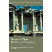 Gregory of Nyssa by Richard A. Jr. Norris