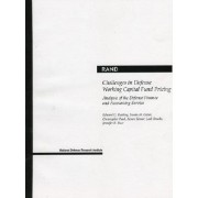 Challenges in Defense Working Capital Fund Pricing by Edward G. Keating