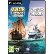 Anno 1404 Gold Edition + Anno 2070 PC