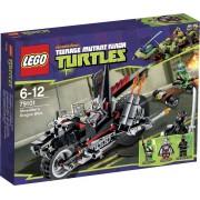 LEGO Turtles Shredder's Drakenmotor - 79101
