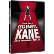 Citizen Kane:Orson Welles,Joseph Cotten, - Cetateanul Kane-editie aniversara-70 ani (DVD)