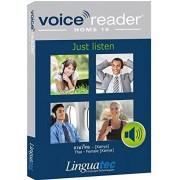 Linguatec Voice Reader Home 15 Thaïlandais - ภาษาไทย - [Kanya] / Thai - Female voice [Kanya] - Text-to-Speech Software - Logiciel synthèse vocale (TTS) pour Windows PC - Sonoriser des textes confortablement et écouter tout simplement ! PC
