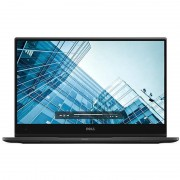 Laptop Dell Latitude E7370 13.3 inch Full HD Intel Core M5-6Y57 8GB DDR3 256GB SSD Linux Black