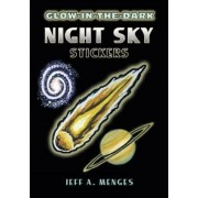 Glow-In-The-Dark Night Sky Stickers by Jeff A. Menges