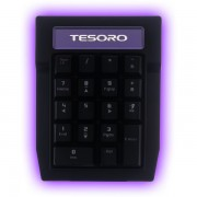 Extensie NumPad Tizona G2N-P Elite Mechanical Gaming Red (Negru)
