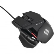 Mad Catz PC R.A.T. 3 Gaming Mouse (Matte Black)